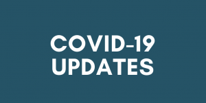 JUST A WORD ABOUT COVID-19 …
