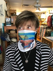 Island outfitter finds a way to keep up with the 'rona and the sun, while honoring local artists