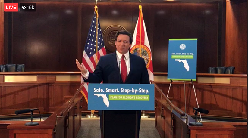 'Safe, Smart, Step-by-Step' plan phase one to be implemented May 4