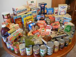 If you're cleaning out that pantry, here's where to donate