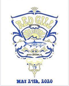 Red Gill postponed until June 20, El Torneo Mas Rico to be held in June