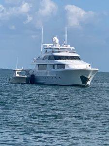 Bahamas reopen for fishing, Gasparilla Island boat traffic still heavy