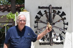 The horse doorbell: Another piece of island history