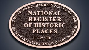 More answers become available regarding National Historic Register nomination