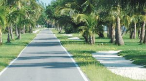 GICIA celebrates 50 year anniversary with restoration of the Walking Path